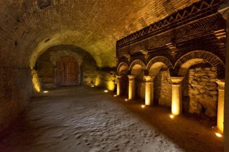La Santarcangelo sotterranea