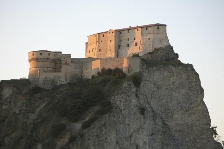 Cagliostro e la rocca di San Leo