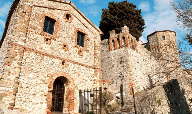 Azzurrina e il castello di Montebello